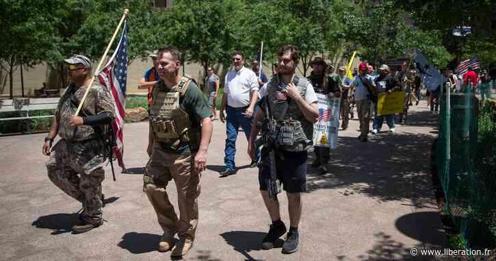 Au Texas, le port d'armes en public sans limite - Libération