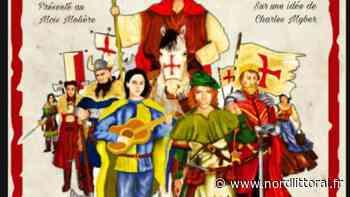 Calais : un spectacle place d'Armes pour fêter la Via Francigena - Nord Littoral