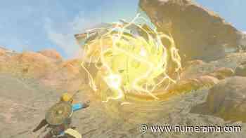 Zelda : Breath of the Wild 2 : les nouvelles armes et pouvoirs qu'on a repérés - Numerama