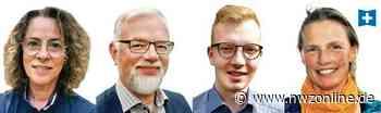 Kommunalwahl in Bad Zwischenahn: Zwei Frauen und zwei Männer kandidieren für ÖDP - Nordwest-Zeitung