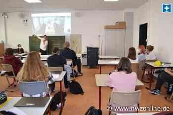 Berufsorientierung in Bad Zwischenahn: Oberschule geht im Lockdown neue Wege - Nordwest-Zeitung