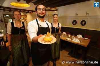 Gourmet-Restaurant wird Pop-up-Lokal: Azubis übernehmen für eine Woche im Apicius in Bad Zwischenahn - Nordwest-Zeitung