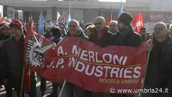 Ex Merloni, la rotta di Verini e Morani: cassa integrazione e reindustrializzazione - Umbria 24 News