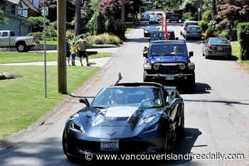 Rolling show and shine ready to cruise Sidney through Saanich – Vancouver Island Free Daily - vancouverislandfreedaily.com