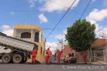 Prefeitura de Juazeiro do Norte diz já ter investido mais de R$ 3,3 milhões na requalificação de vias - Site Miséria