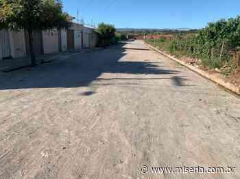 Seinfra de Juazeiro do Norte recupera vias do bairro Frei Damião - Site Miséria