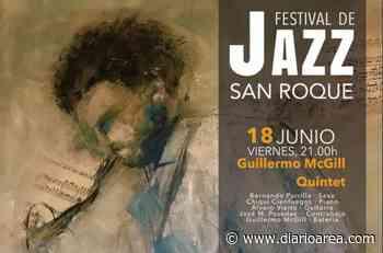Arranca el I Festival de Jazz de San Roque de la mano de Guillermo McGill - diarioarea.com