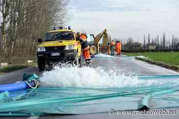 Maltempo Roma, emergenza idrogeologica: Protezione Civile in azione a Piana del Sole - Meteo Web