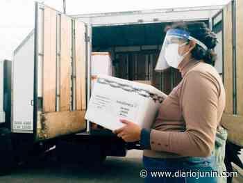 Llegaron más vacunas a Junín: 1.000 dosis de AstraZeneca - diariojunin.com