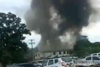 Colombia: explotó un coche bomba en un predio del ejército - diariojunin.com