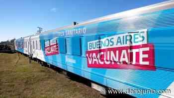 Anunciaron que el tren sanitario bonaerense llegará a Junín - diariojunin.com