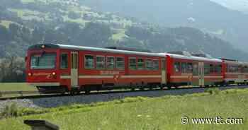 Auto in Zell von Zillertalbahn erfasst - Tiroler Tageszeitung Online