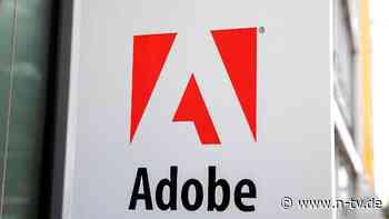 Auch Ausblick überrascht: Adobe übertrifft Erwartungen