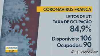 Franca, SP, registra mais oito mortes e 288 casos de Covid-19, aponta boletim - G1