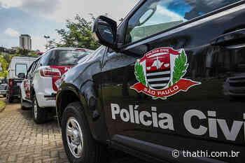 Polícia Civil prende suspeito de executar dois irmãos em Franca - Thathi