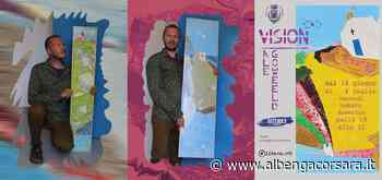 """Alassio: le """"visioni"""" di Ale Goweeld in mostra alla galleria Artender - AlbengaCorsara News"""