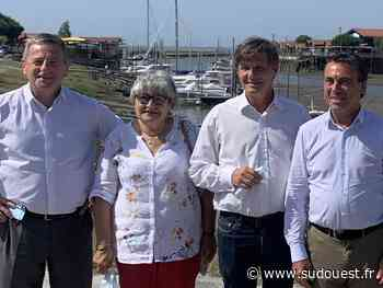 Bassin d'Arcachon : Florian et Foulon en campagne pour les régionales - Sud Ouest