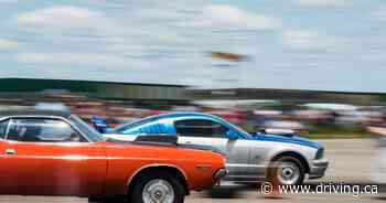 Local drag racing gets the green light at Kirkland Lake Airport - Driving