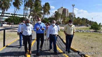 Muelle turístico de Riohacha será remodelado - EL HERALDO - EL HERALDO