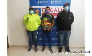 En Riohacha: capturado venezolano acusado de acceso carnal abusivo a menor de 14 años - Diario del Norte.net