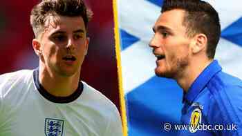 Euro 2020: 'England are going to find out how much Scotland have learned' - the pundits' verdict