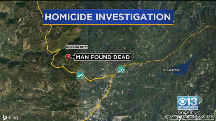 Man Found Dead In Nevada City Home, Deputies Say