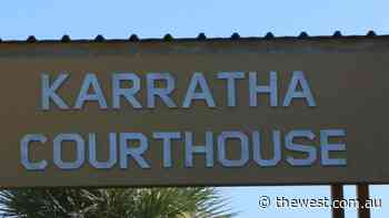 Karratha man pleads guilty to hitting partner with pole, breaching bail - The West Australian