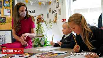 Duchess of Cambridge launches 'landmark' centre for childhood