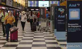 Passageiros testam check-in por biometria facial em Congonhas e Santos Dumont - Valor Econômico