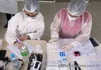 Vilhena registra 44 novos infectados, 22 recuperados e há 14 intubados na UTI nesta quinta – Extraderondonia.com.br - Extra de Rondônia