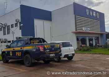 Sitiante é detido por porte ilegal de arma de fogo em Vilhena – Extraderondonia.com.br - Extra de Rondônia