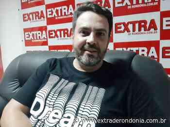 """Em visita ao EXTRA, Léo Moraes anuncia R$ 4 milhões para Vilhena, comenta futuro político e avalia governo Marcos Rocha: """"nota 3"""" – Extraderondonia.com.br - Extra de Rondônia"""