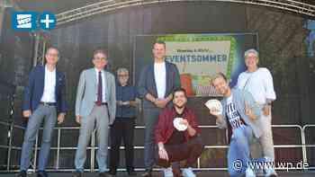 Gevelsberg: Marc Weide zaubert für den guten Zweck - Westfalenpost