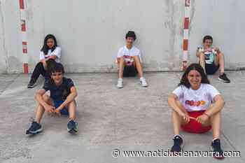 Fin de curso de campeonato en el Liceo Monjardín de Pamplona - Noticias de Navarra