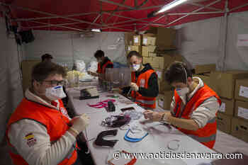 Pamplona responde al S.O.S. de Cochabamba - Noticias de Navarra