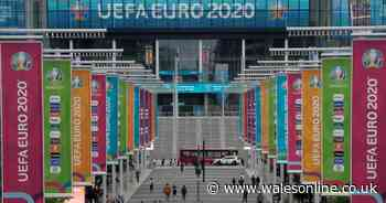 'Wembley Euro 2020  final under threat due to Covid rules'