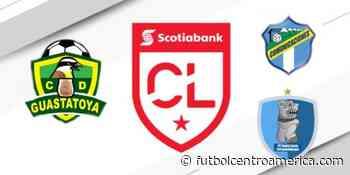 Liga Concacaf 2021: definidos los rivales de Guastatoya, Comunicaciones y Santa Lucía Cotz - Fútbol Centroamérica