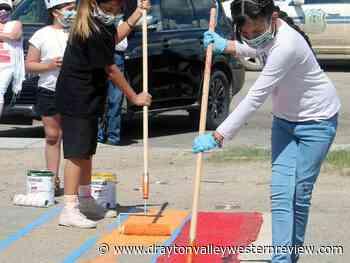 Rainbow crosswalk a beacon for LGBTQIA2S+ - Drayton Valley Western Review