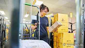 Pakete: Post schafft neue Stellen für Schwelm und Ennepetal - Westfalenpost