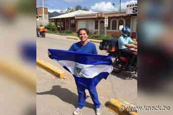 """Amaya Coppens is Nicaragua ontvlucht, haar familie ondergedoken: 'Op ons huis staat """"kogel""""'"""