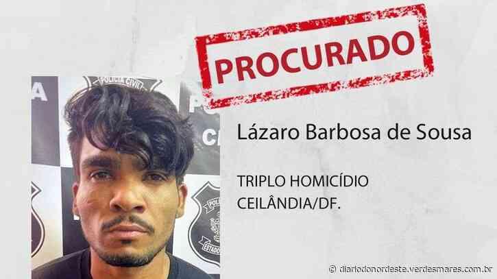 O que se sabe sobre o caso Lázaro Barbosa de Sousa, o 'serial killer de Goiás' - Diário do Nordeste