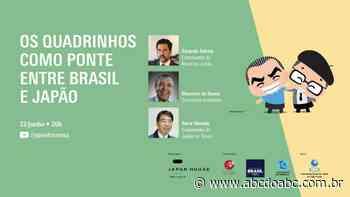 Mauricio de Sousa é convidado especial em encontro online da Japan House SP - ABCdoABC