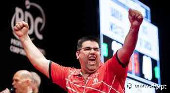 José de Sousa vence segundo torneio consecutivo no Players Championship de dardos - RTP