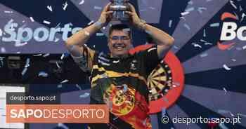 José de Sousa conquista segundo título no Players Championship de dardos de 2021 - SAPO Desporto