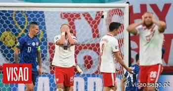 Euro2020: Polónia de Paulo Sousa derrotada na estreia pela Eslováquia - Visão