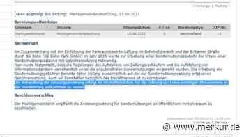 """Unnötige Diskussionen in der Bevölkerung"": Beratung in Holzkirchen hinter verschlossenen Türen - Merkur Online"