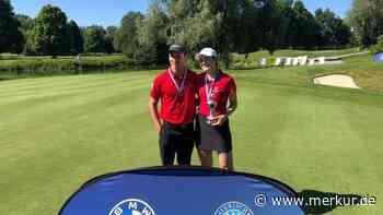 Seetaufe nach Meistertitel: Klug beste Golferin Bayerns - Merkur Online