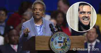 Lori Lightfoot compared to The Shining's Jack Nicholson, here's what happened - MEAWW