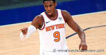 Knicks' RJ Barrett says timing 'perfect' for Canadian basketball team - Weyburn Review