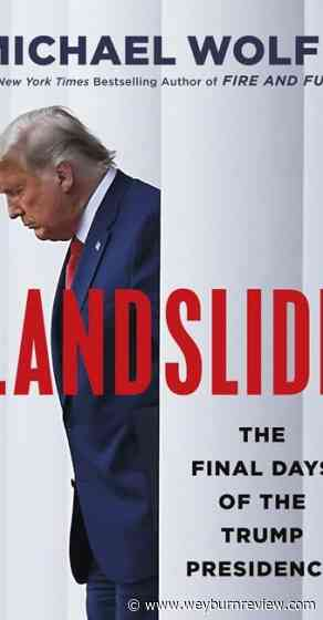 'Fire and Fury' author writes new Trump book 'Landslide' - Weyburn Review